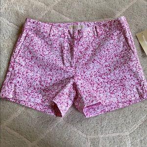 Michael Kors Pink Floral Shorts